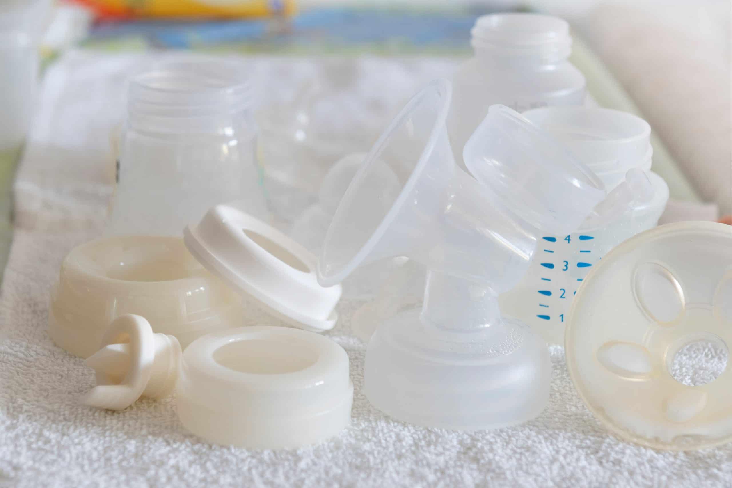 how to sterilise baby bottles