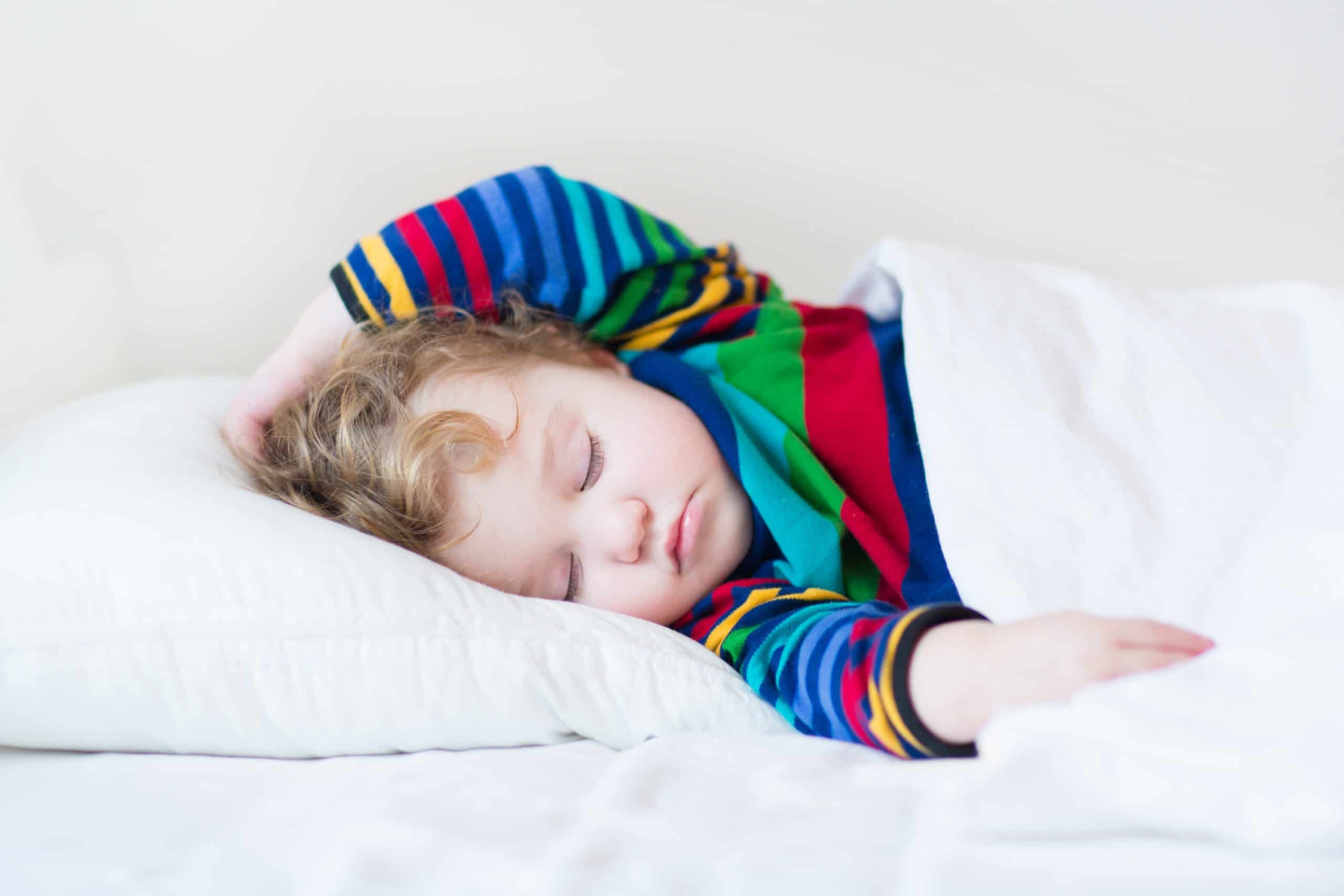 When do toddlers stop napping?