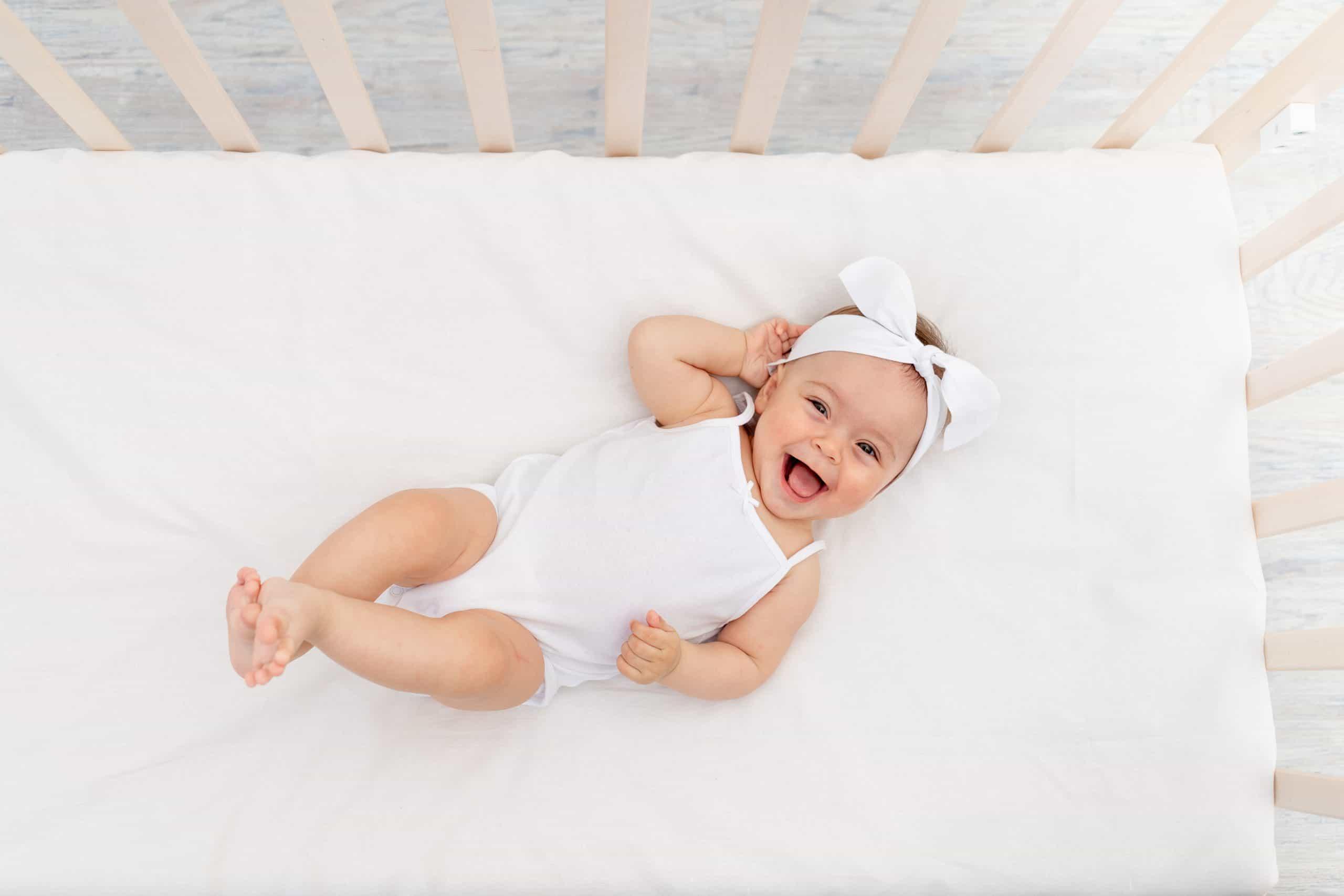 when do babies smile